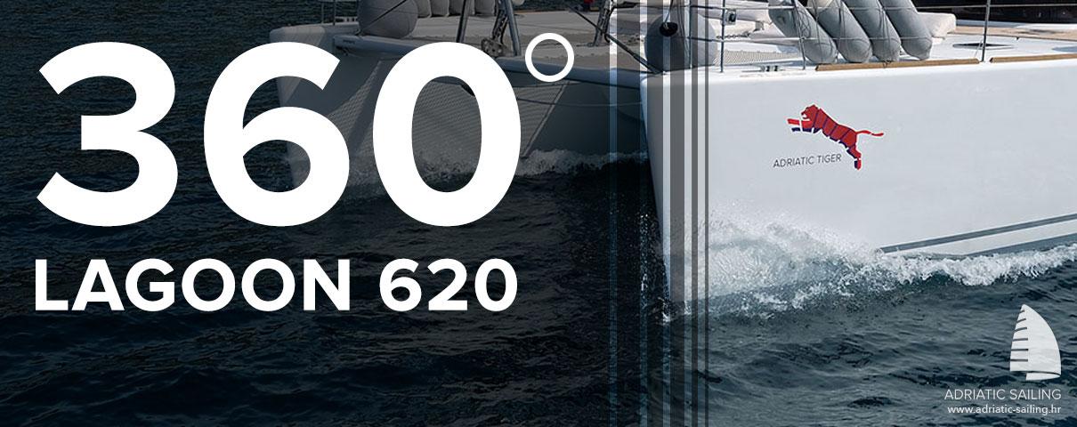 Virtual tour Lagoon 620